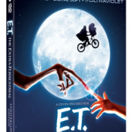 E.T. Now Available on Blu-ray and DVD Combo Pack {Review}