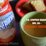 Fifty Shades of International Delight: My Shade is Steamy Swirls #50ShadesofID
