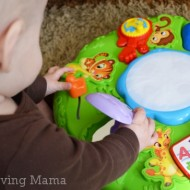 Exploring with the LeapFrog Animal Adventure Learning Table