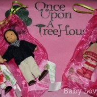 Beautiful Handmade Dollhouse Toys at Once Upon a TreeHouse {Review and Giveaway} CLOSED
