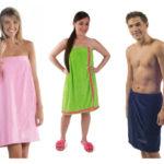 Posy Lane Personalized Towel Wrap {Review}