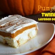Fall Fun with Hostess Snacks and Pumpkin Twinkie Dessert Recipe