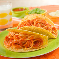 Ragu Long Day Of Childhood Spaghetti Tacos Recipe Giveaway Closed Finding Zest