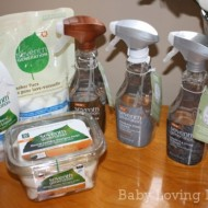Cleanhouse Challenge with Seventh Generation + Coupon Savings {Review and Giveaway} CLOSED