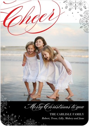 Tiny Prints Offers Gorgeous Holiday Photo Cards {Giveaway} CLOSED