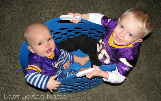 Vikings Jerseys Lucian and Warren 1