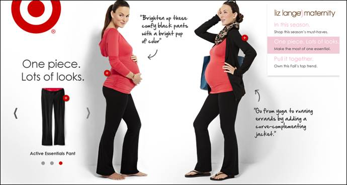 da6f1f45c5c4d Liz Lange Maternity for Target's Stylish Transition from Summer to ...