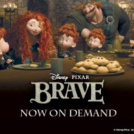 BRAVE from Disney Pixar Available On Demand {Viewing Party}