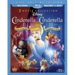 Cinderella II & Cinderella III Now Available on Blu-ray and DVD Combo Pack {Review}