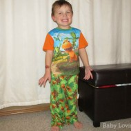 Celebrate the Holiday with Buddy and Friends from Dinosaur Train! PJ's, Slippers and Book {Review}