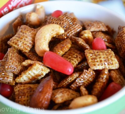 Chex Party Mix – Mix it Up this Holiday Season {Giveaway}