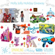 Sparkling Holiday Gifts Galore: Holly Jolly Holiday Giveaway from Hasbro & Tea CLOSED