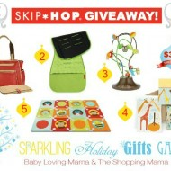Sparkling Holiday Gifts Galore: Amazing Skip Hop Giveaway