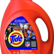 Show off Your Team Pride with Tide {Year Supply Giveaway}