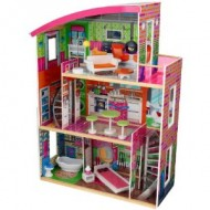Amazon Deals including Kidcraft Dollhouse, K'Nex Nintendo, Fisher-Price and More!