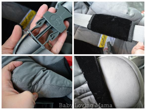 Diono RadianRXT Car Seat Storm