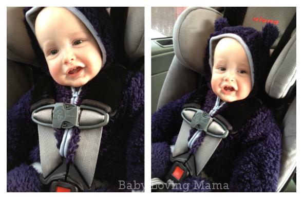 Diono RadianRXT Storm Car Seat Baby