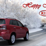 Over the River and Through the Woods to Grandmothers House We Went #kiaholiday