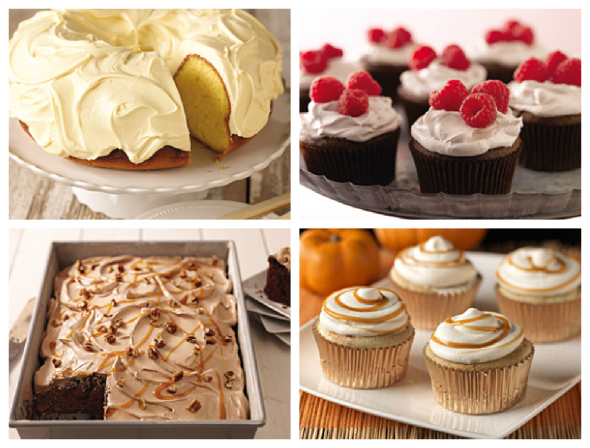 Kraft Cool Whip Frosting Recipes