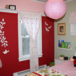 Little Girls Bedroom Makeover Reveal with Land of Nod