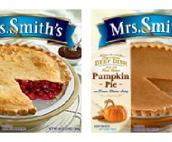 Less Holiday Stress with Mrs Smith's Signature Deep Dish Pies {Giveaway}