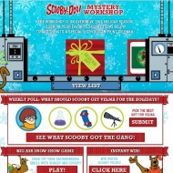 Scooby-Doo Mystery Workshop for Last Minute Holiday Gift Lists!