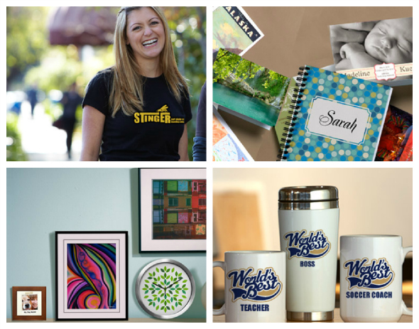 Cafe Press Personalized Gifts