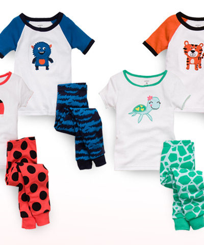 The Perfect Pajama Party with Carter's {Giveaway}