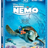 Finding Nemo Now On Blu-ray & Blu-ray 3D