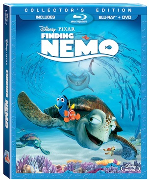 Finding Nemo Collectors Edition