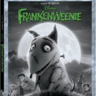 Tim Burton's Frankenweenie Now On Blu-ray {Review & Giveaway}