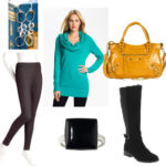 My Own Mom-Fashion Style with No nonsense Leggings