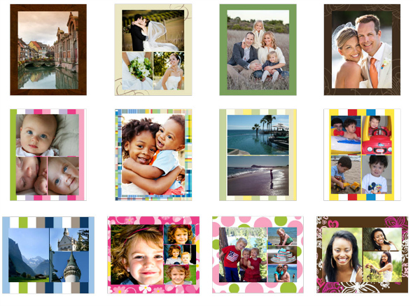 Shutterfly Desktop Plaque Background