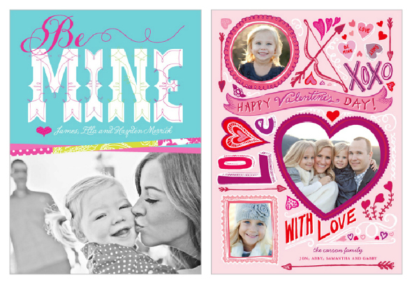 Shutterfly Valentines Day Cards