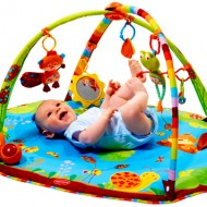 Tiny Love Gymini My Nature Pals Playmat for Baby {Review & Giveaway}