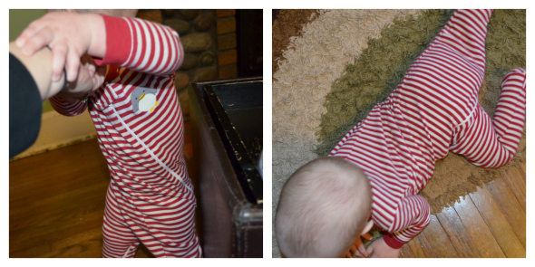 Wesley Pajamas Silly 2