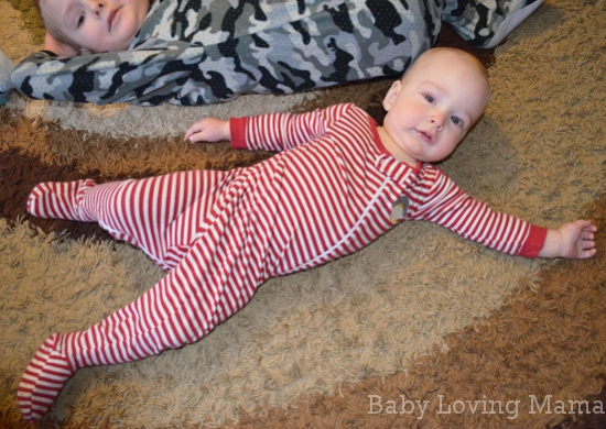 Wesley Pajamas Silly 3
