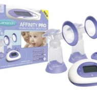 Lansinoh Loves February! Affinity Pro Breast Pump Landing in Stores This Month {Review}