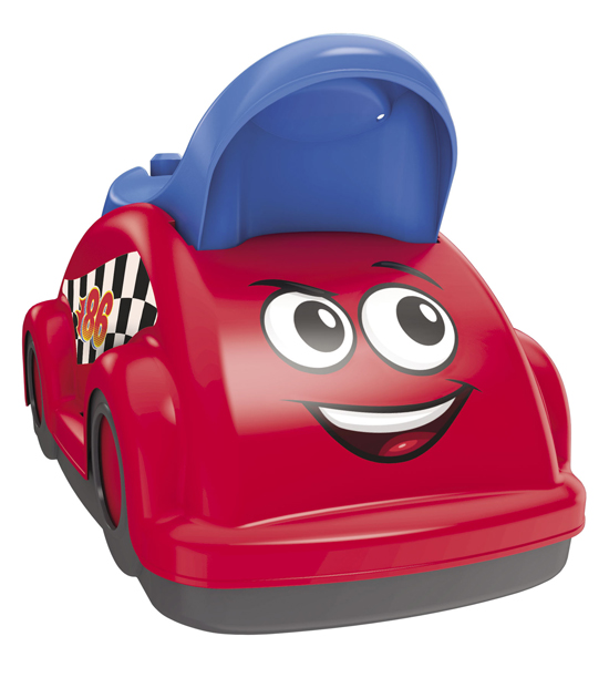 Mega Bloks Whirl N Twirl Race Car4