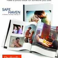 Celebrate Valentine's Day with the Movie Safe Haven & Shutterfly {Giveaway}