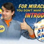 Have a Miracle Stain You Want to Keep? Use Tide Stain Savers!