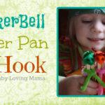 TinkerBell, Peter Pan and Hook {Craft Tutorial}