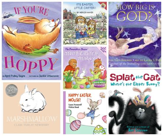 Harper Collins Childrens Easter Books