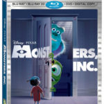 Monsters, Inc Now Available on Blu-Ray and in 3D!