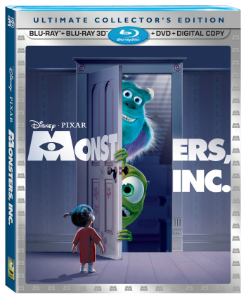 Monsters Inc Ultimate Collector's Edition