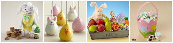 Sharis Berries Easter Collage