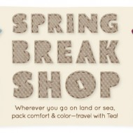 My Boys are Ready for Spring Break with Tea Collection {Exclusive Discount Code}