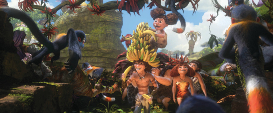 TheCroods_Movie Still_bananas