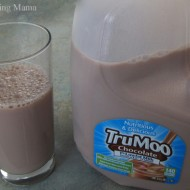 Try New TruMoo Chocolate Milk {Review}