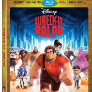 WRECK-IT RALPH DVD/Blu-ray Combo Pack Released Today {Giveaway}